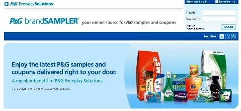 p&g everyday solutions