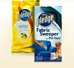 pledge natural beauty wipes-pledge fabric weeper for pet hair